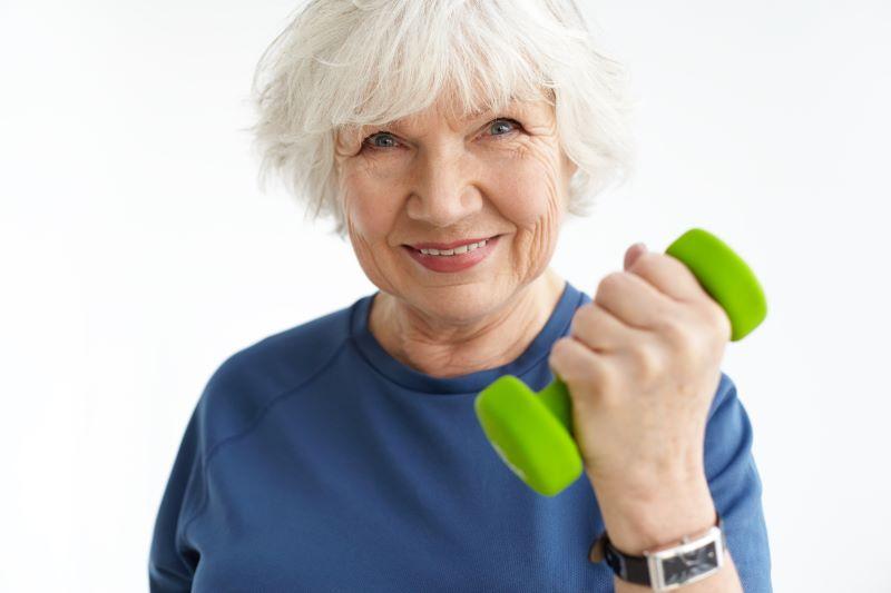 Aktywność fizyczna seniorów w ciągu dnia vs długowieczność