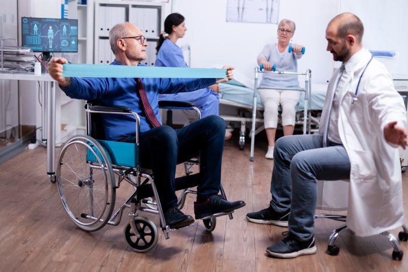 Read more about the article Pacjent po udarze – co trzeba wiedzieć?